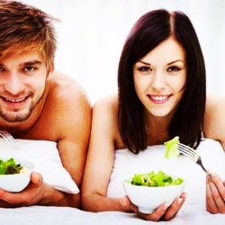 Love as a vegetarian :)