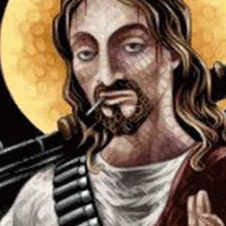 Jesus was a Bad-Ass