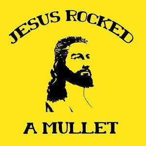 jesus mullet